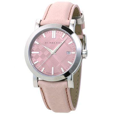 ピンクの時計が欲しい