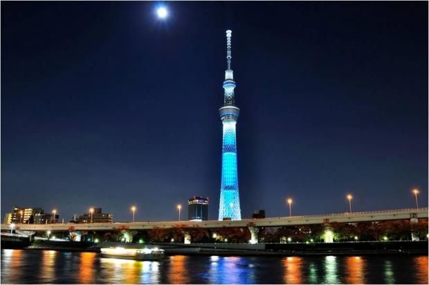◆東京スカイツリー→日建設計&大林組