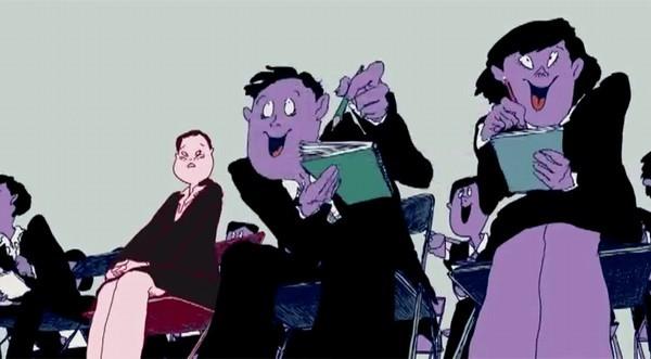 芸大生が描く【ニッポン式就活】の狂った実態
