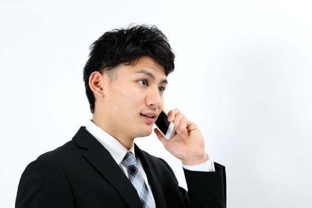 【電話を掛けるケース】
