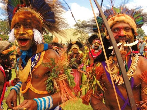 部族フェスティバルに潜入!