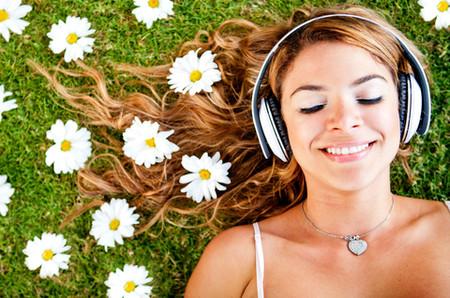 待ち時間には、自分の好きな曲や好きな本を!