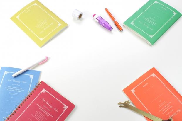効率性を求めるなら断然就活ノートを作るのがおすすめ